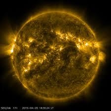 active regions on the sun nasa