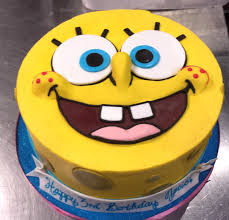 spongebob cake ideas spongebob cake children s cake cake birthdays and