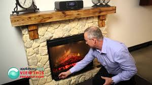 Inexpensive Electric Fireplace by View Fieldstone Electric Fireplace Room Design Decor Top With