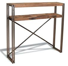 Narrow Bar Table Side Table Tall Small Console Table Small Bar Table Console