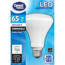 Led Light Bulbs 40 Watt Equivalent by Great Value 5 Watt Led Dl A Lamp Walmart Com