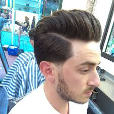 comeover haircut upgrade your style with a timeless taper comb over haircut