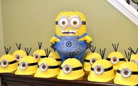 minion centerpieces 29 cheerful and easy minion party ideas shelterness