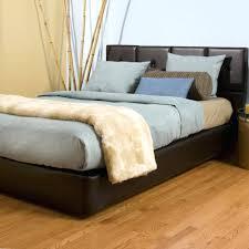 brown leather headboard u2013 ekast co