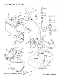 elegant wiring diagram for kohler engine 89 on john deere 1445
