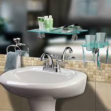griipa vanity shelf stainless steel bathroom accessories bath