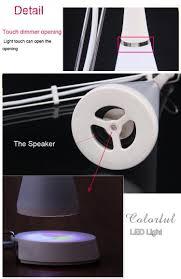 night lamp bluetooth speaker led lamp creative custom birthday