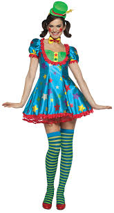 spirit halloween clown costumes disfraz payaso para mujer disponible en www vegaoo es disfraces