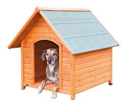 Igloo Dog House Parts Amazon Com Trixie Pet Products Log Cabin Dog House X Large