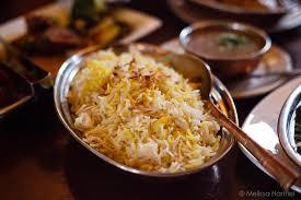 cuisine indienne riz spécialité indienne riz basmati aux épices indiennes not parisienne