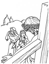 bible colring of jesus u0027s life e5152 life of jesus bible story