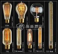 Chandelier With Edison Bulbs Wholesale Vintage Chandelier Light Nostalgic Antique Bulb E27 110v