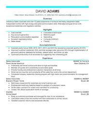 sle sales associate resume resume exle for sales associate exles of resumes