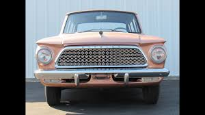rambler car push button transmission 1961 rambler american classic sold youtube