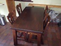 Second Hand Dining Table And Chairs North Yorkshire New U0026 Used Dining Tables U0026 Chairs For Sale In Settle North