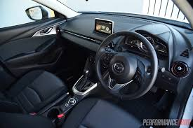 mazda cx3 2015 2015 mazda cx 3 maxx 1 5 diesel review video performancedrive