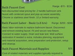 100 how to replace kitchen faucets 100 how to install a