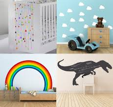 a geometric children s bedroom our design ideas sorry about from lego star wars to rainbows tenstickers has wall stickers to suit every child you can even stick them on wardrobes and beds too