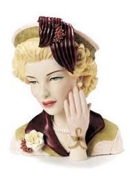 78 best lady head vase images on pinterest head planters