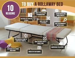rollaway beds for sale a comparison of the best folding guest beds