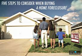what to consider when buying a home five steps to consider when buying a home foreclosure the pinnacle