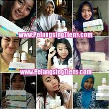Teh Jiang review produk paket obat teh diet jiang zhi tea pelangsing tiens