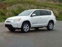 crossover toyota 2012 toyota rav4 ev all electric crossover will be sold to the public