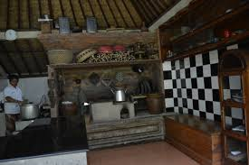Balinese Kitchen Design by Rumah Desa An Authentic Balinese Life