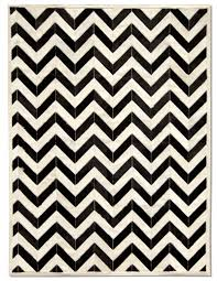 New Modern Black And White by Area Rugs Magnificent Black And White Rug Striped Area