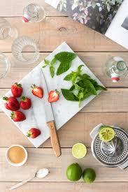 mojito recipe our strawberry mojito recipe hellofresh food blog