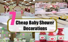 inexpensive baby shower favors cheap baby shower decoration ideas for a girl utnavi info
