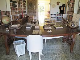 Hemingway Desk Ouno Design Hemingway U0027s Villa In Cuba U2013 Finca Vigía