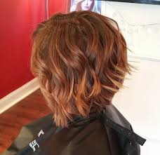 red brown long angled bobs 50 trendy inverted bob haircuts