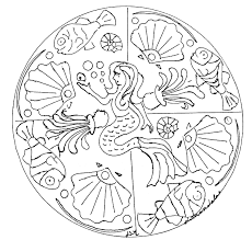 mandalas coloring pages adults justcolor 3