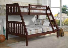 Big Bunk Bed Donco Cappuccino Mission Bunk Bed Hugo Irving