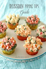 Frosting Recipe For Decorating Cupcakes 480 Best Russian Piping Tips Images On Pinterest Cupcakes