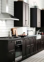 Black Cabinet Kitchens by Really Like The Color Of The Cabinets Would Like Different
