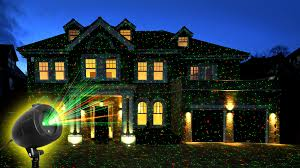 Outdoor Snow Light Projector by Christmas Projection Christmas Lights For Outdoors White Led