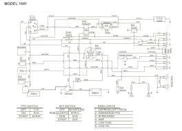 ih cub cadet forum wiring diagram for 1641 needed