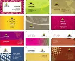 corel draw business card template free vector download 116 924