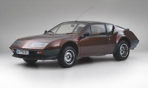 alpine a610 1983 renault alpine v6 only 161 km from new classic driver