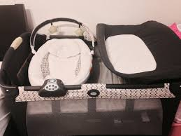 Graco Pack N Play With Changing Table Graco Pack N Play Bassinet Changing Table Www Napma Net
