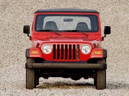 jeep front view jeep wrangler 1997 picture 6 of 13