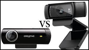 live webcam chat room logitech c920 vs creative live cam chat hd also low light test