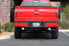 Led Backup Light Bar by Install Guide Starkey Products Backup Light Kit On Our 2012 F150