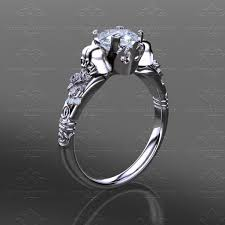 wars wedding ring sapphire studios prevail 1 35ct white gold inspired wars