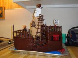pirate ship cake pirate cakes on easy birthday cakes