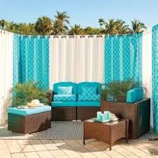 Turquoise Curtains Photos Hgtv