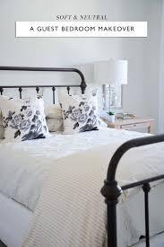 before u0026 after a soft and neutral guest bedroom rambling renovators