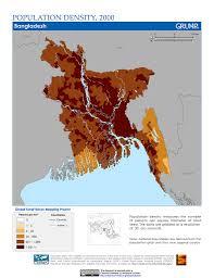 Population Density Map Of Canada by Maps Population Density Grid V1 Sedac